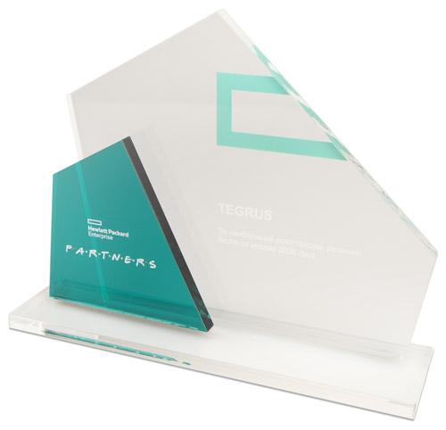 Tegrus получил награду от HPE Aruba