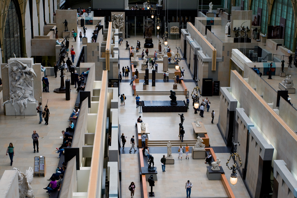 Мультимедиа-музеи и интерактивные выставочные центры