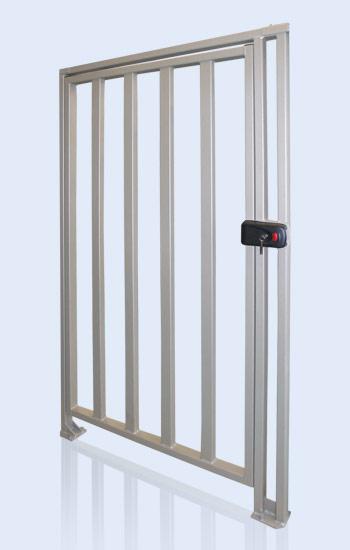 Полноростовая калитка PERCo-WHD-15