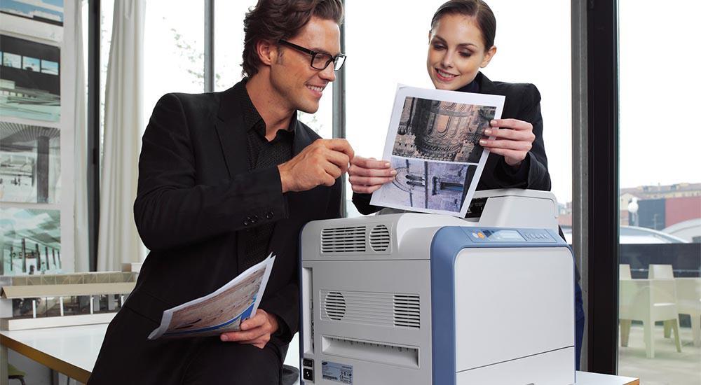 Контроль и управление печатной техникой